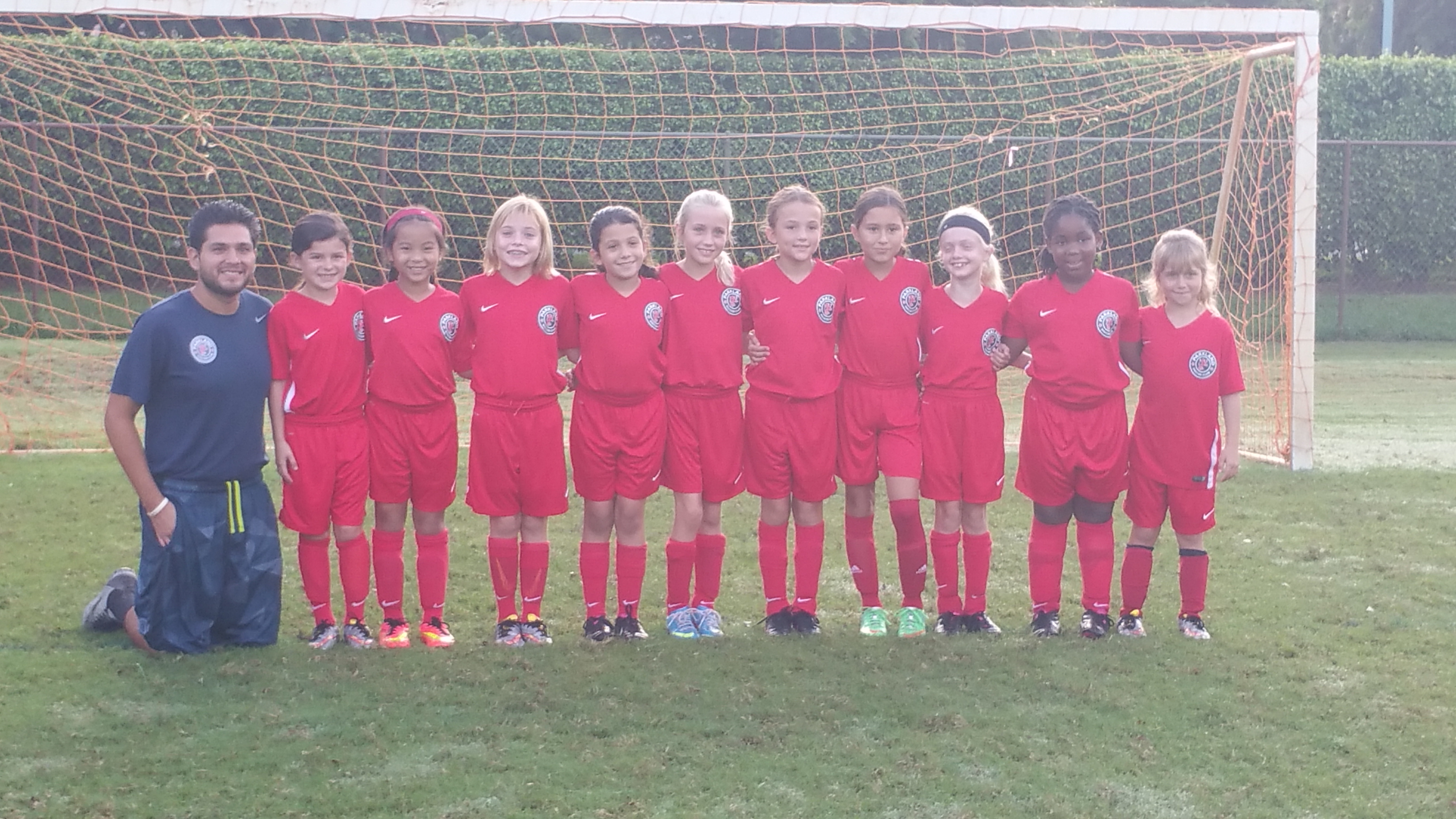 U9 Girls Weston Cup Finalists!