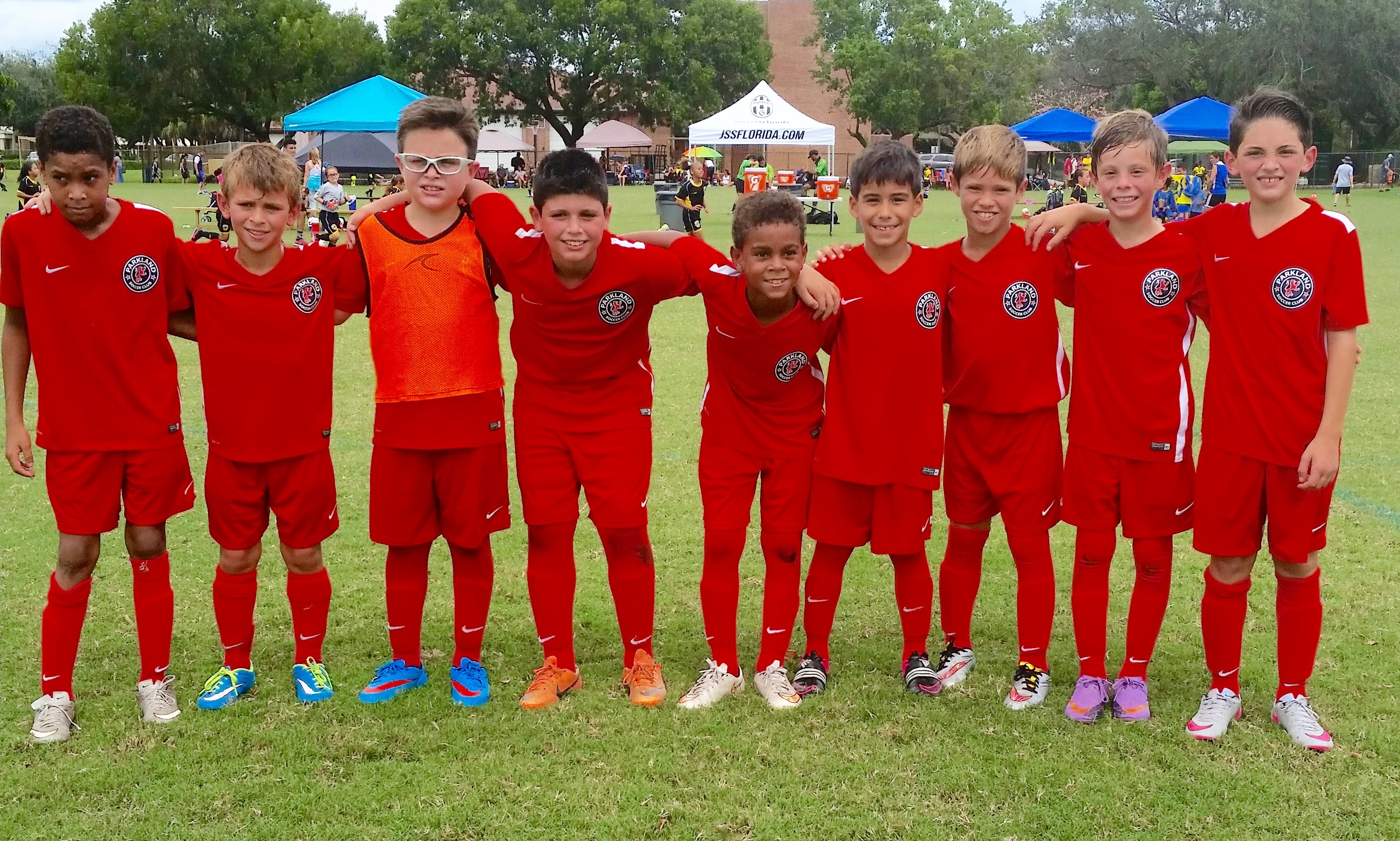 U10 Boys Red Team